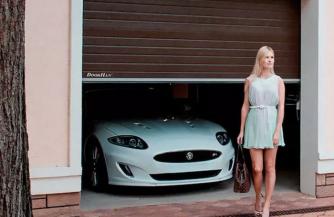 Автоматические гаражные ворота - от чего зависит стоимость