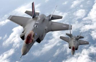 Провальный дебют F-35