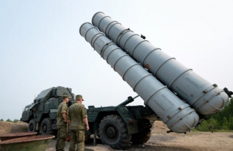 Сирия получила С-300