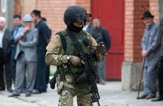 ФСБ работает на Кавказе