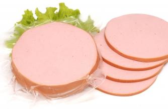 Безопасная колбаса