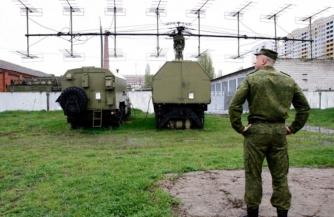 Россия размещает новые комплексы РЭБ