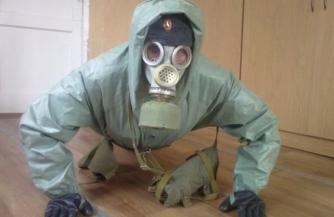 Украина готовит химическую провокацию