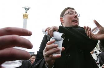 Генпрокурор обрадовал Раду своей отставкой