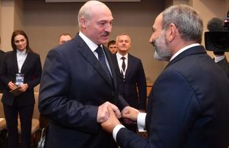 Армянская тень над Белоруссией