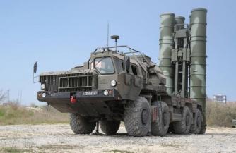 С-400 под Джанкоем