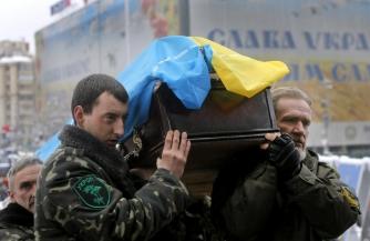 Украинские волонтёры считают трупы