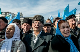 Украина ассимилирует крымских татар