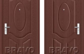 Разновидности, дизайн железных дверей