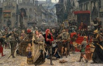 Прыжок в средневековье — Евросоюз