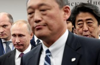 Пустые надежды Абэ