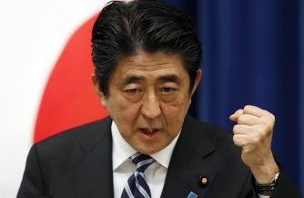 Абэ пляшет на кремлевских мозолях