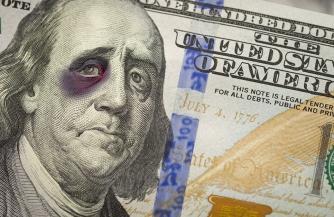 Долговая бомба гегемона