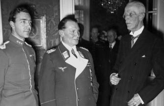 Русский иск к пособнику нацистов