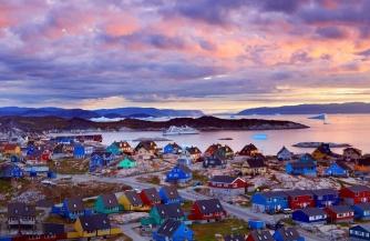 Гренландия уходит от Дании