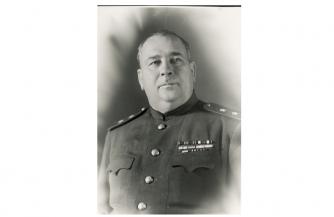 Первый начальник гарнизона Кенигсберга