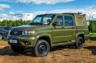 УАЗ Профи – новая звезда отечественного автопрома