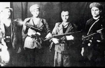 Румынское бандподполье лезет в герои