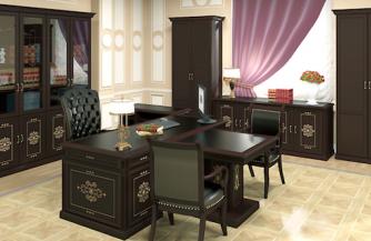 Офисная мебель для приемных: выбор и варианты