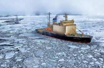 Россия укрепляется в Арктике