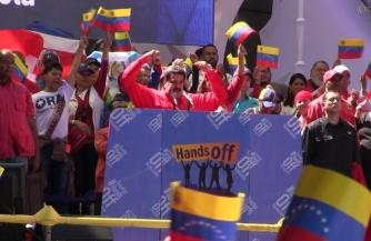 Русские Мадуро не сдают