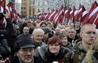 Фашизм с латышским лицом