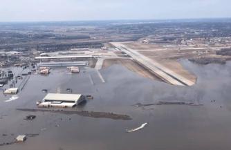 Что вскрыло наводнение в Небраске?