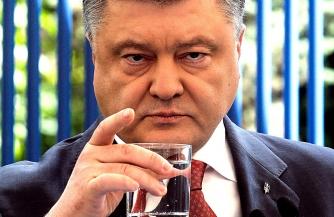 Горячечный бред Порошенко