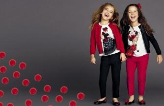 Детская одежда Dolce&Gabbana – безупречный вкус с ранних лет