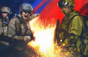 «Базы вторжения» в Россию
