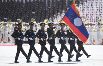 Лаос дружит с Китаем