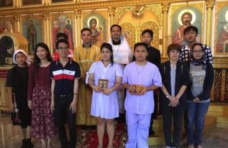 Православие приходит в Азию