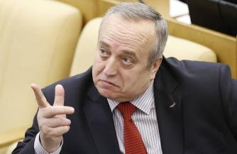 Клинцевич прокомментировал обыск в «Росбалте»