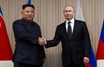 Россия и две Кореи
