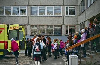 Почему умирают дети в школах