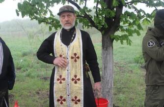 Полковой священник Донбасса