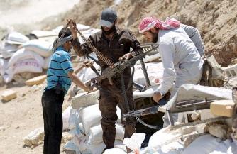 Сирийская стряпня Вашингтона
