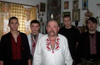 Три народа на Украине
