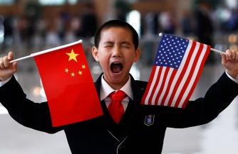 Исход американцев из Китая