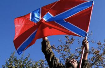 Идеальное время для Новороссии