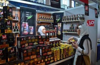 Выставка товаров в Дамаске
