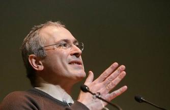 Осташко бичует Ходорковского