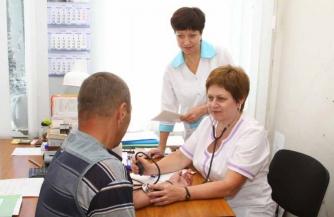 Россиян сортируют по группам здоровья
