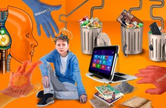 Народ против тотальной цифровизации школы