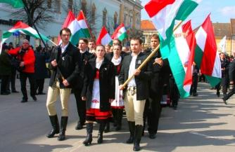 Венгерская экспансия на Закарпатье