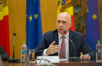 Молдавия готовится к майдану