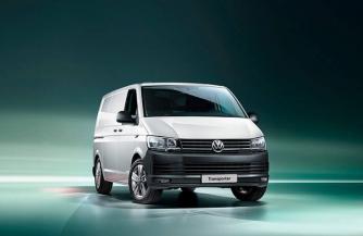 Volkswagen Transporter в новом исполнении