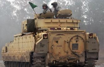 Ржавые танки Вашингтона