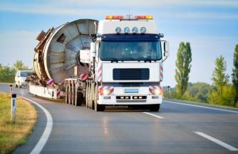 Особенности организации перевозок негабаритных грузов