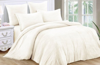 Постельное бельё для спальни в классическом стиле